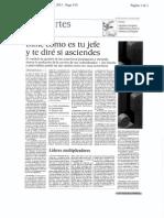 Dime Como Es Tu Jefe y Te Dire Si Asciendes El_País._2_octu._págs._30_y_31