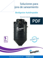 Manual Instalacion Biodigestor