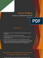 shadow day presentation