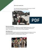 Los Bailes o Danzas Folklóricas Más Conocidas de Guatemala