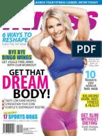 Fitness Magazine - October 2014 ZA