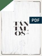 TANTALOS. Exposición de Ilich Castillo