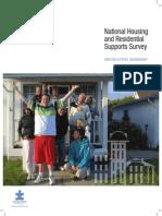2013 national housing survey