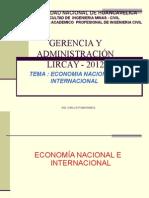 CLASE 05 Economía Nac. e Internacional