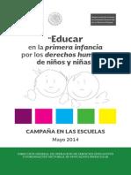 Educar en La Primera Infancia