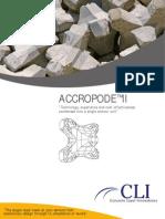 Accropode II