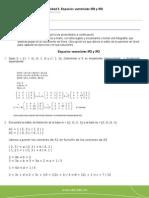 Espacios Vectoriales IR2 y IR3