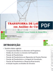 7 - Circuito II - Transf Laplace em Circuitos.pdf