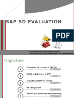 Evaluation Model 2sfg