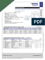 HPW Data Sheet
