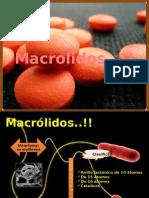 Macrolidos y Quinolonas