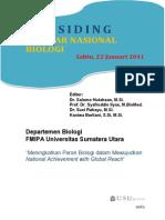 E-Book Prosiding Seminar Nasional Biologi Hilda Zulkipli