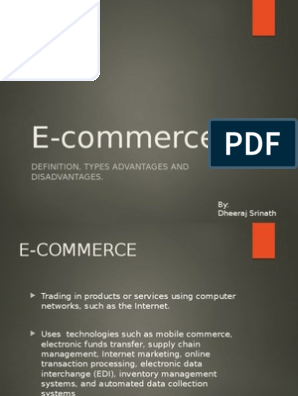 E Commerce E Commerce Applications Of Cryptography