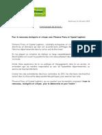 Communiqué_EELV-EPM_Depart2015_24.03.15