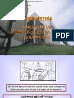 Geometría Cuerpos Geométricos