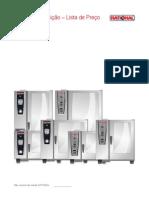 Peças Rational fornos combinados