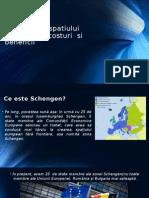 Extinderea SpatiExtinderea spatiului Schengen – costuri  si beneficiiului Schengen – Costuri Si Beneficii