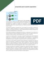 YPFB Calificará Propuestas Para La Planta Separadora Del Gran Chaco