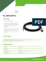 Tl-Ant24pt3 v1 Datasheet