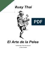 Muay Thai El Arte de La Pelea Espanol