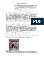 Pobreza en Guatemala