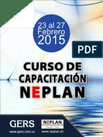 Curso de Capacitacion NEPLAN Cali 2015