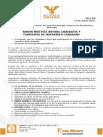 Boletín 23 de Marzo 2015