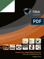 Catálogo TR-VRA 2014