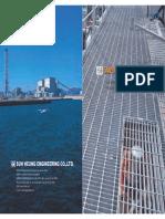 Grating-Construcciones metalicas