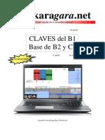 Claves del B1. Base de B2 y C1 (euskera, perfil lingüistico)