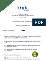 HTWK Leipzig - Einführung Buchhandel/Verlagswirtschaft
