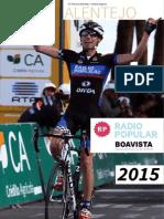 [Roadbook] Guia de Corrida - 33.ª Volta ao Alentejo 2015