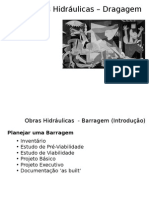 Obras Hidr+íulicas ÔÇô barragem