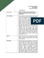 Resume Jurnal geolistrik