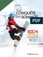 CBC Radio Canada Rapport Annuel 2013 2014