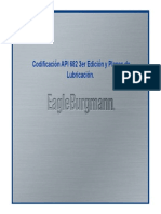 Presentación Planes de lubricacaion API 682