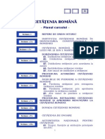 Curs 1 Cetatenia Romana