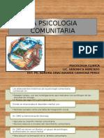 La Psicologia Comunitaria