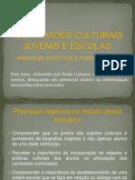 Identidades Culturais Juvenis e Escolas