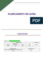 Planejamento de Lavra - Conceitos