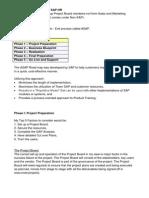 SAP HCM Implementation