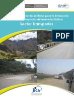 Pautas Eval Ex Post Sector Transportes snip