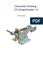 Part and Assembly Modeling
