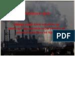 Ndotja e Ajrit - Air pollution