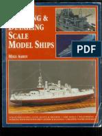 Building & Detailing Scale Model Ships