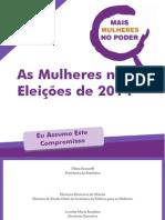 As Mulheres Nas Eleicoes 2014 Livro