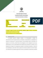 Programa Historia Ambiental 2014-1-1