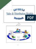 SAP Tutorial Workbook