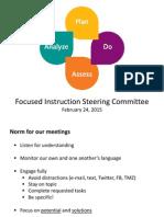 february 24 focused instruction steering committee  v2