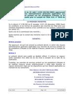 cahier des clauses administratives générales applicables aux marchés de services portant sur les prestations d'études